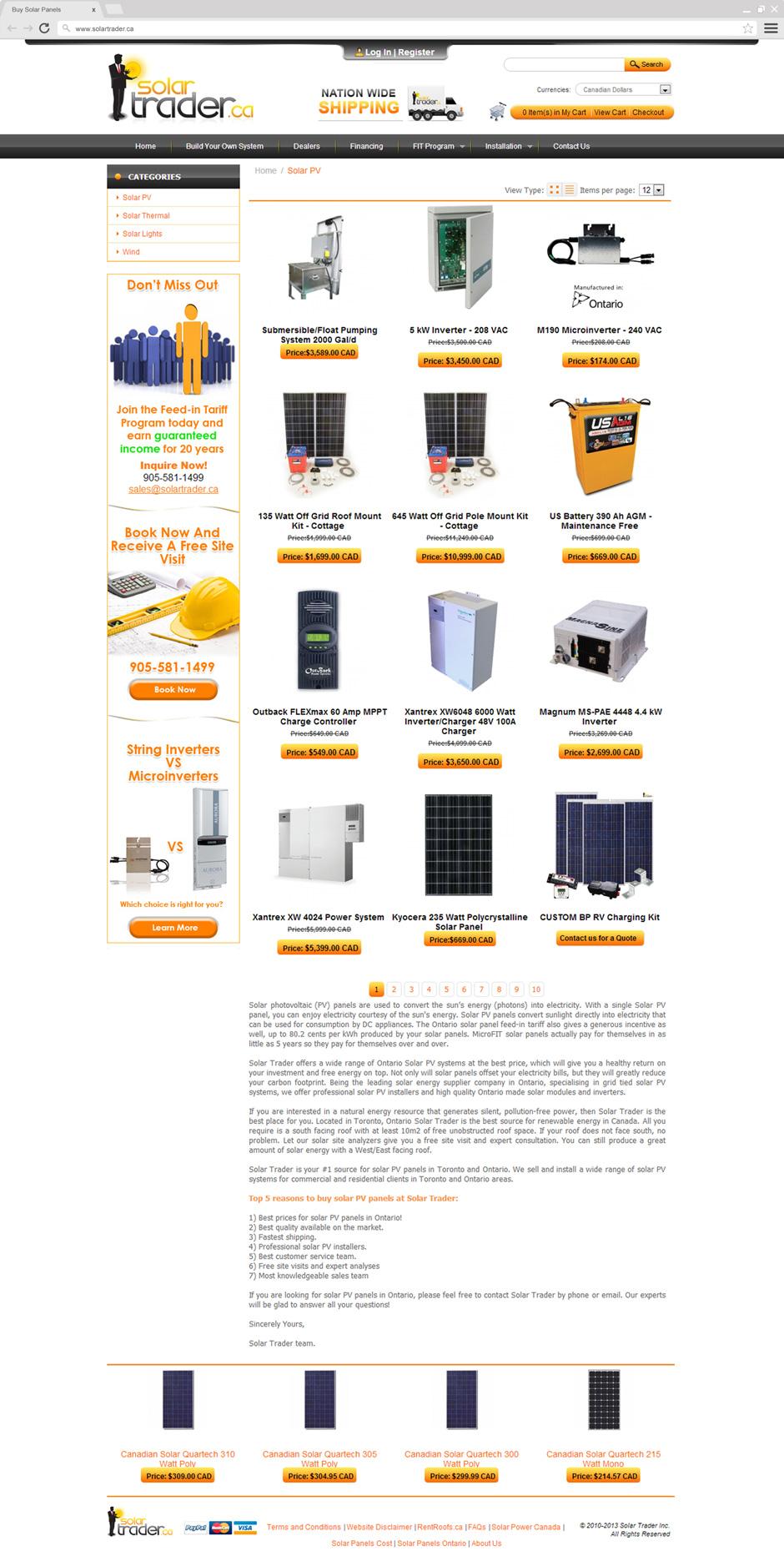 Solar Trader2