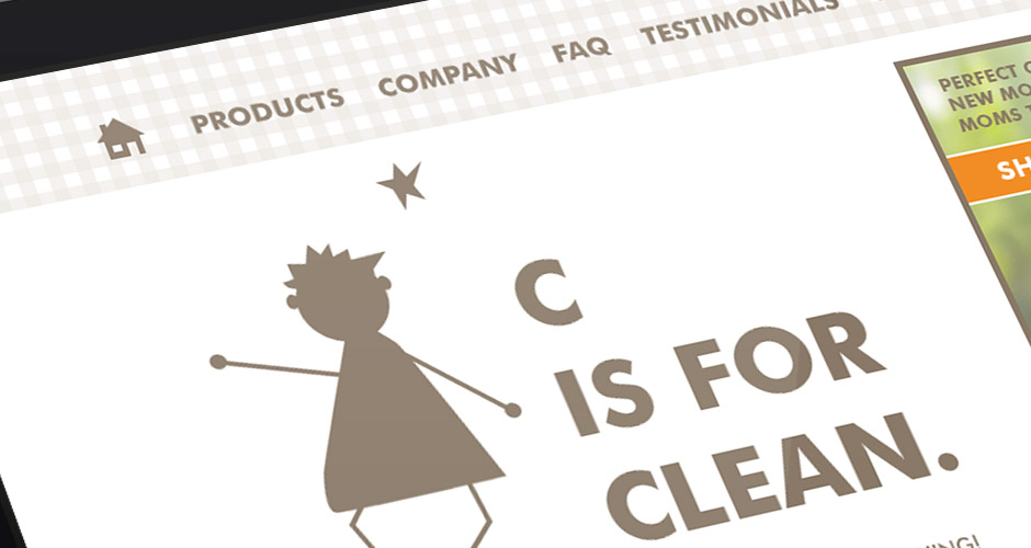 C is for Clean1